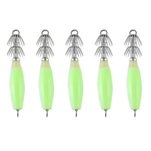 Squid Jig Set (With our Without Line) 2