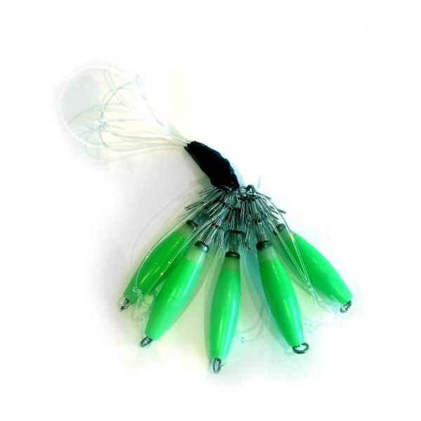 Squid Jig Set (With or Without Line) 1